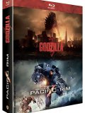 Godzilla + Pacific Rim - Coffret Blu Ray