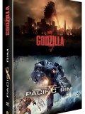 Godzilla + Pacific Rim - Coffret DVD