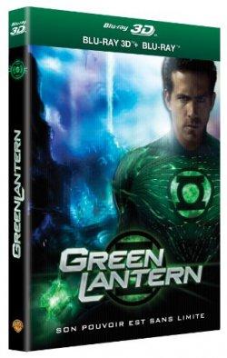 Green Lantern Blu-ray 3D