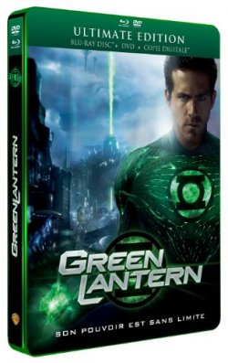 Green Lantern Ultimate Edition