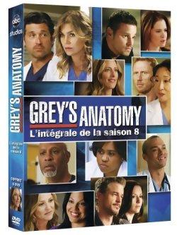 Grey's Anatomy Saison 8 DVD