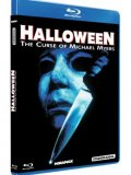 Blu-Ray Halloween 6 : la malédiction de Michael Myers Blu Ray