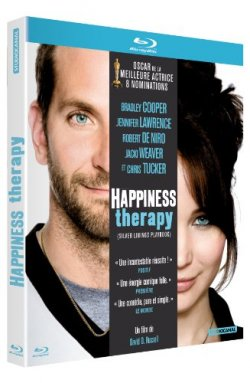 Happiness Therapy - Blu Ray