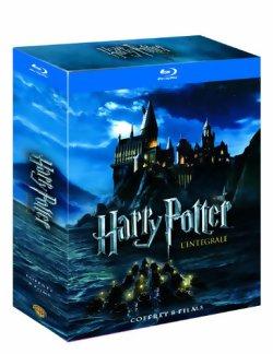 Harry Potter - Nouveau coffret Intégrale Blu Ray