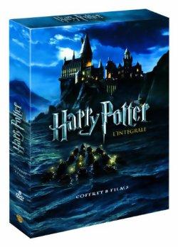 Harry Potter - Nouveau coffret Intégrale DVD