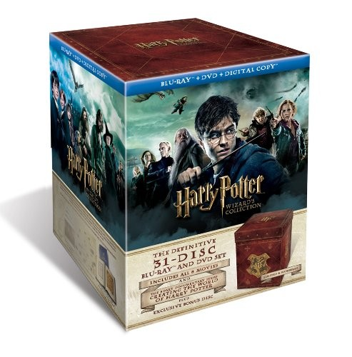 harry potter et les reliques de la mort partie 2 en dvd blu ray. Black Bedroom Furniture Sets. Home Design Ideas