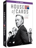 House of cards - Intégrale Saison 1 à 3 - DVD