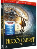 Blu-Ray Hugo cabret Blu-ray 3D