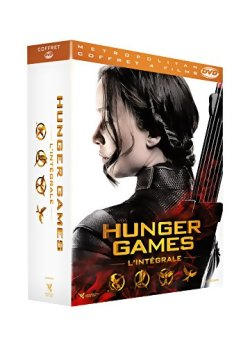 Hunger Games - Coffret Intégral (DVD)