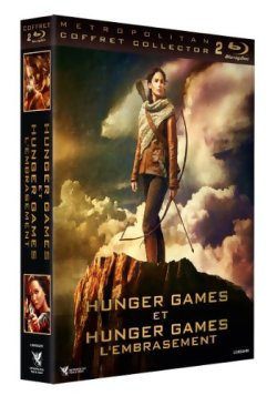 Hunger Games + Hunger Games 2 - DVD