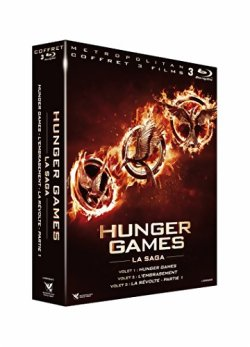 Hunger Games - Trilogie Blu Ray