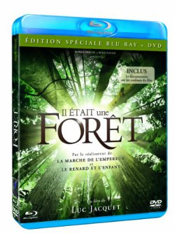 Il était une forêt - Blu Ray