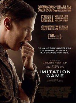 Imitation Game - Blu Ray