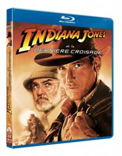 Indiana Jones et la dernière Croisade - Blu Ray