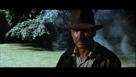 La trilogie Indiana Jones en Blu Ray