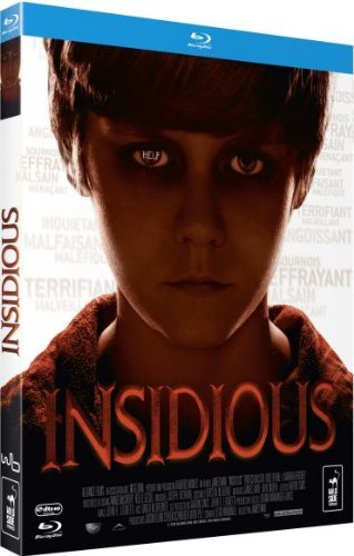 Insidious Blu Ray & DVD
