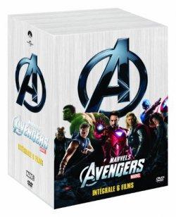 Intégrale Marvel : Coffret DVD