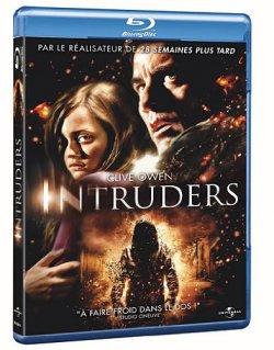 Intruders Blu ray
