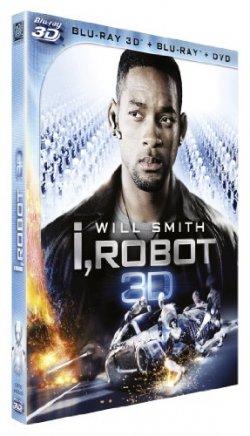 I-Robot 3D