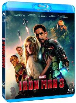 Iron Man 3 - Blu Ray