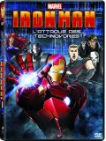 DVD Iron Man : L'attaque des Technovores - DVD