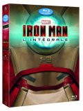 Iron Man - La trilogie Blu Ray
