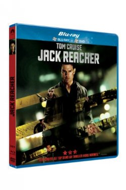 Jack Reacher - Blu Ray
