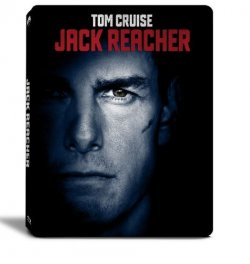 Jack Reacher - Combo Blu Ray / DVD