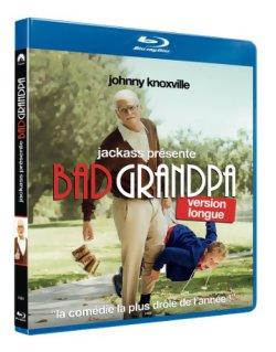 Jackass Bad Grandpa - Blu Ray