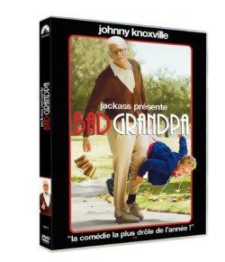 Jackass Bad Grandpa - DVD
