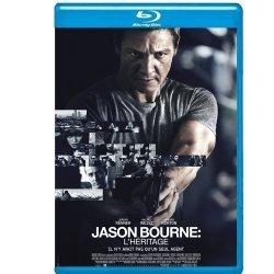Jason Bourne L'héritage - Blu Ray