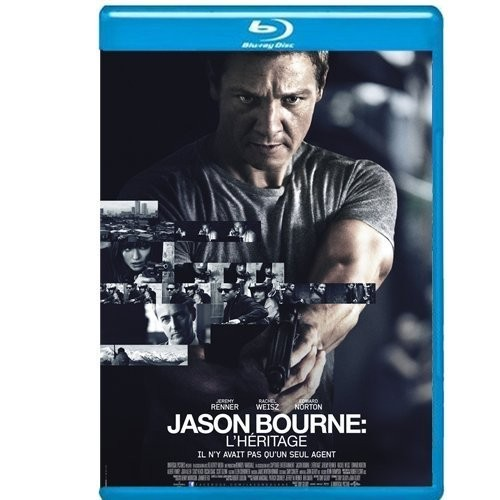 Jason Bourne : L'Héritage [FULL BLURAY]
