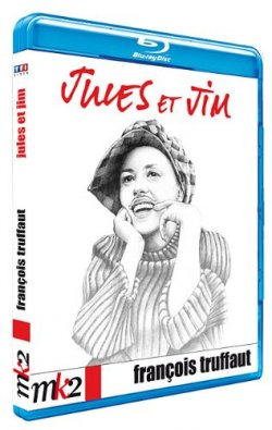 Jules et Jim Blu Ray