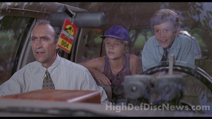 Jurassic Park Blu Ray : le test