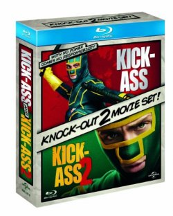 Kick Ass - Coffret Blu Ray
