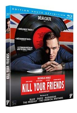 Kill Your Friends - Blu Ray