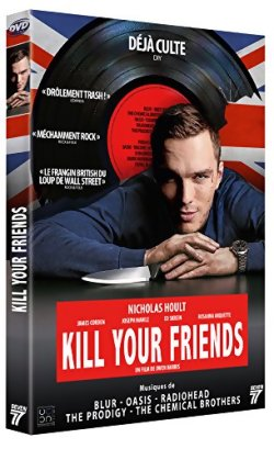 Kill Your Friends - DVD