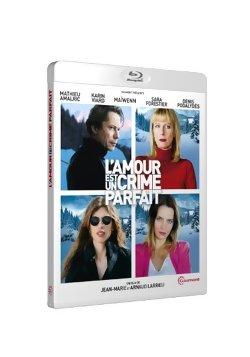 L'Amour est un crime parfait - Blu Ray