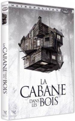 La Cabane dans les bois DVD