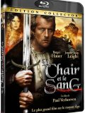 La Chair et le sang - Blu Ray