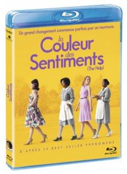 La couleur des sentiments Blu Ray