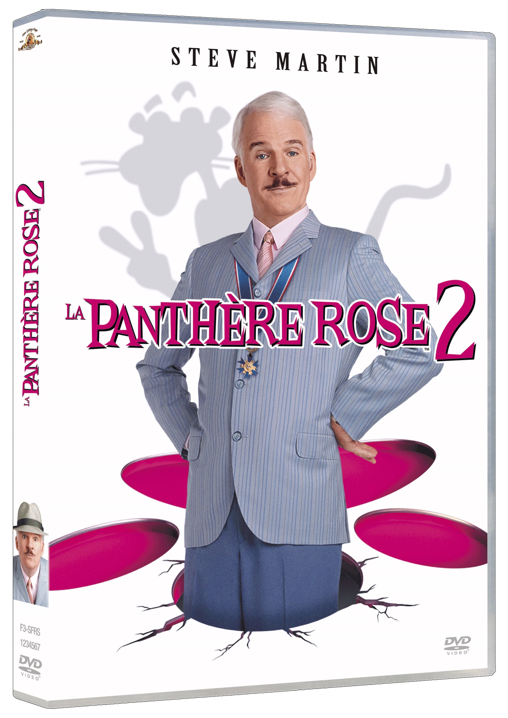 Test dvd la panth re rose 2 - Rosier panthere rose ...