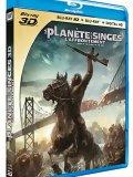 La Planète des Singes : L'Affrontement - Blu Ray 3D