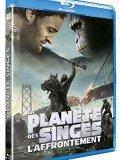 La Planète des Singes : L'Affrontement - Blu Ray