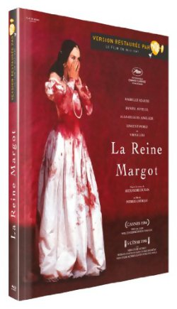 La Reine Margot - Blu Ray