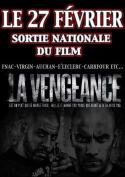 La Vengeance (Morsay) DVD
