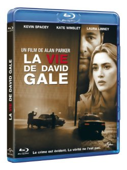 La Vie de David Gale - Blu Ray