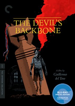 L'Echine du Diable - Blu Ray import