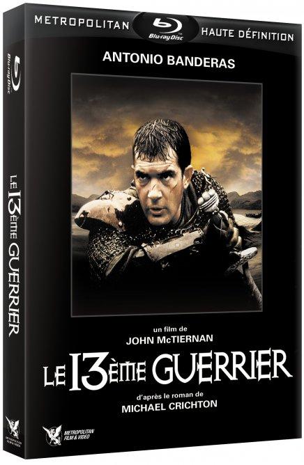 Le 13eme guerrier en Blu Ray