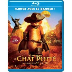Le Chat Potté Blu-ray 3D